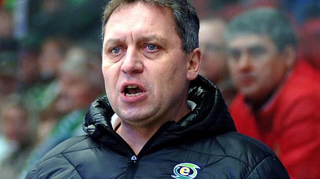 Hokejový trenér Peter Oremus předčasně končí v extraligových Karlových Varech.