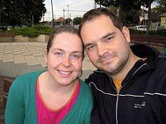 PAVEL A MARTINA vyrážejí v neděli za svým snem.