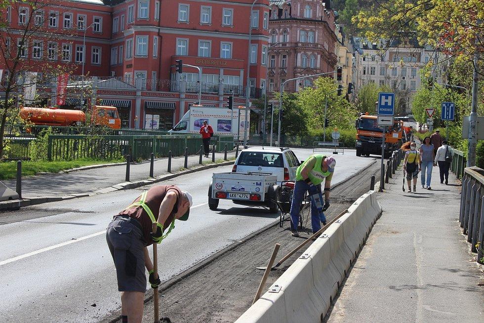 Chebský most je mimo provoz do neděle 23. května.
