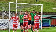 Sokolovský Baník odehrál na podzim šest zápasů, šest jich prohrál, vstřelil jeden gól a třiadvacet jich inkasoval, čímž tak byl jediným týmem, který ve třetí lize nebodoval, za což obsadil poslední šestnáctou příčku.