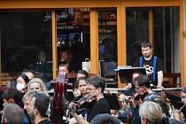 Karlovarský symfonický orchestr, ilustrační snímek.
