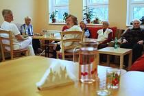 Domov spokojeného stáří v Ostrově nabízí po modernizaci lepší zázemí a větší kapacitu.