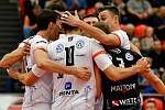 Karlovarsko vstoupilo do extraligy vítězstvím, když porazilo Zlín 3:0.