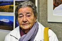 Novinářka Anna Fidlerová