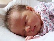JUSTINKA OLEJNÍKOVÁ z Habartova se narodila 6. 2. 2017