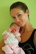 Laura Zagidulinová z Karlových Varů se narodila 29. 5. 2012