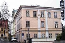 CENNÝ OBJEKT v karlovarské ulici Zámecký vrch 22.