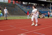 Sportovní den klientů domovů pro osoby se zdravotním postižením