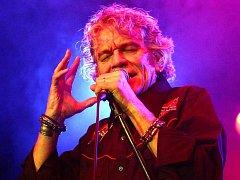 VRCHOLEM LÉTA bude srpnový koncert skotských Nazareth.