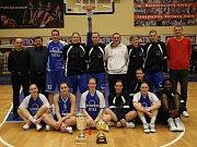 Final Four CEWL. První semifinálový zápas: Nitra – Prešov.