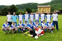 TJ Vojkovice pořádá setkání generací vojkovického fotbalu.