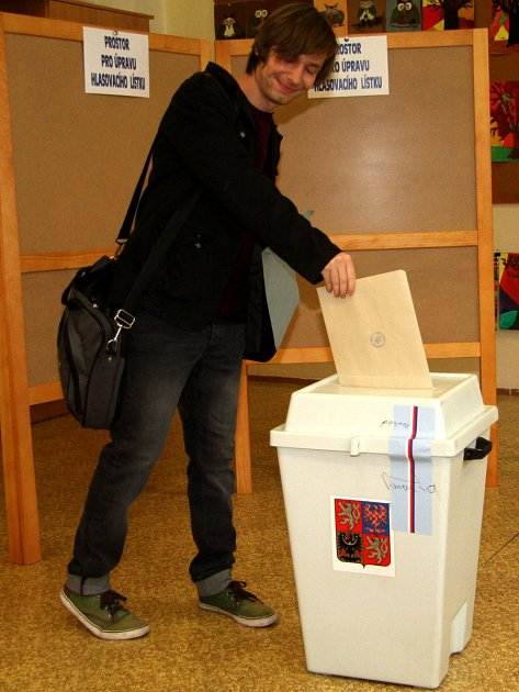 Volební kostky jsou vrženy