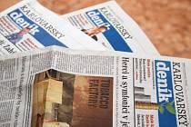Co najdete v Karlovarském deníku?