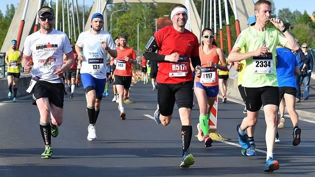Napoli City Half Marathon? Zaběhnout ho můžete kdekoliv. Ilustrační foto.