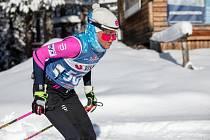 Kateřina Smutná se rozloučila s eD system Bauer Teamem skvělou čtvrtou příčku v kategorii žen.