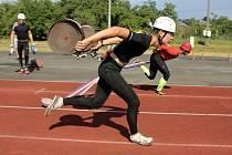 Sport mu učaroval již v raném věku. Během několika let okusil Dominik Svoboda hned několik sportů, nejbližší mu však zůstal požární sport a také atletika.