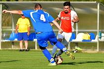 Březovská Jiskra během týdne vyhrála dvě utkání, když ve finále Okresního poháru porazila celek Kolové, posléze v okresním přeboru slavila výhru nad žlutickým béčkem.