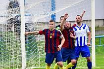 Karlovarská Lokomotiva v úvodním kole podzimní části krajského přeboru udolala 1:0 výběr Nové Role.