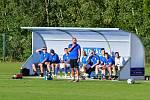 FK Ostrov má před sebou novou velkou výzvu po odchodu zkušených exligových hráčů, kdy naskočí do další sezony divize v novém složení. Uspěje? To ukáže až čas.