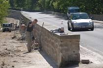 BEZ OMEZENÍ. Oprava staré Pražské finišuje. Práce by měly být dokončeny do konce června.