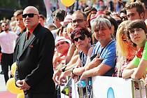V Karlových Varech začal 51. ročník Mezinárodního filmového festivalu.