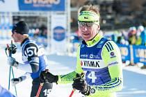Lukáš Bauer si připsal o víkendu na své konto skvělé čtvrté místo.