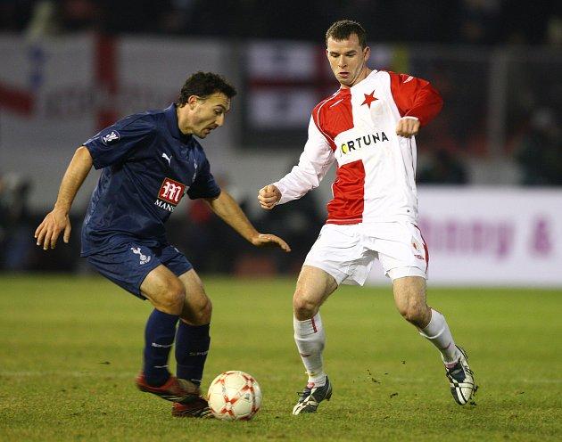 František Dřížďal se navrátí ve středu 3.března na místo činu, do Edenu. Ve Slavii zažil největší úspěchy, když hned dvakrát dosáhl na ligový titul a také si zahrál Ligu mistrů proti svému oblíbenému Ajaxu Amsterodam.
