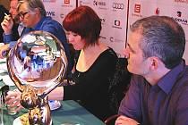 Křišťálový glóbus si francouzská herečka Audrey Tautouová neodveze. Nepřijede.