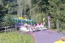 Možná více než rok bude pro všechny uzavřen most v Šemnici přes řeku Ohři.