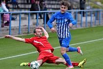 Fotbalisté Ostrova si vystřihnou domácí premiéru v rámci zimních galejí, když mu bude soupeřem Mostecký FK (ilustrační foto).