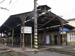 Část historického zastřešení nástupiště by měla zůstat na Horním nádraží i po jeho rekonstrukci.
