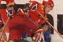 Hokej je boj i mezi juniory.