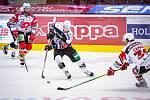 Předkolo play off, HC Energie Karlovy Vary - HC Dynamo Pardubice