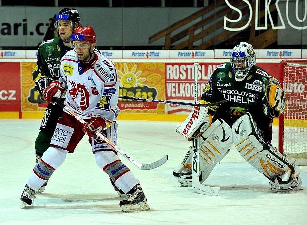 Hokej Třinec vs. Karlovy Vary 4:2