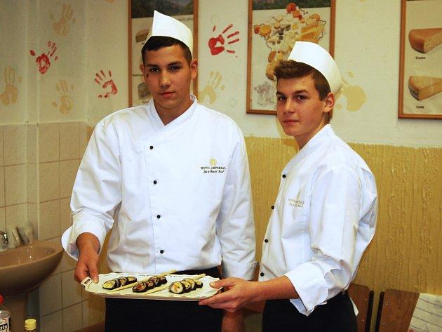 Střední odborné učiliště stravování a služeb slavilo