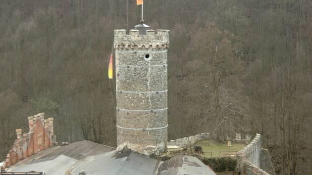 Vítání jara na Horním hradě.