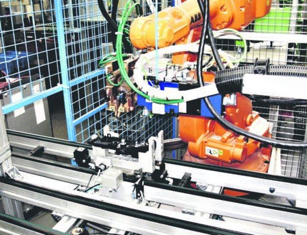 Nové moderní technologie zavádí do výrobního procesu společnost Witte Nejdek.