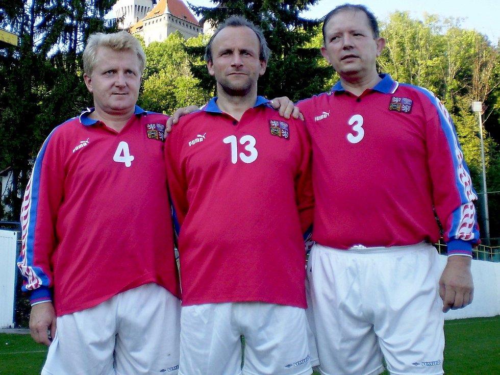 Fotbal je jeho život. Dnes osmašedesátiletý Pavel Hojda, hráč TJ Hrozňatov, potvrzuje, že věk je pouhé číslo.