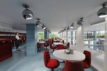 Hotel Thermal po modernizaci.