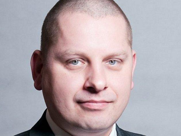 Jan Kopál, mluvčí karlovarského magistrátu