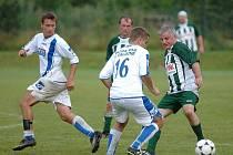Fotbalisté Sokola Pernink se účastnili fotbalového turnaje v Potůčkách. Nakonec skončili na druhém místě za týmem Jílového u Prahy. Třetí post patřil místnímu mužstvu a poslední skončil Johanngeorgenstadt.