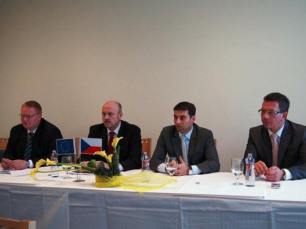 V hotelu Sanssouci v Karlových Varech byla výroční konference Regionálního operačního programu Severozápad