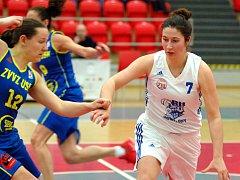 Basketbalistkám karlovarské Lokomotivy skončila sezona