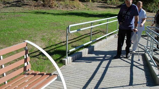 První hospic v Karlovarském kraji by měl vzniknout v Nejdku, v léčebném zařízení REHOZ.