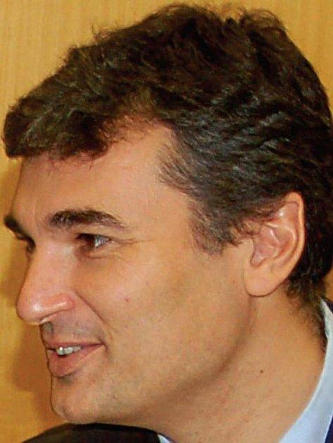 Roman Rokůsek, ředitel krajského úřadu