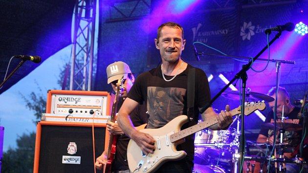 Wohnouti potěšili své fanoušky na Rock In Rollu