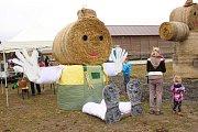 Biodožínky se konaly na farmě v Ležnici už po patnácté.