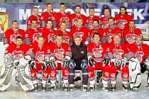 HC REBEL MĚSTO NEJDEK. Hokejisté nejdeckého Rebelu vybojovali v základní části Krajské ligy ve dvaceti utkáních devatenáct výher a jednu porážku. K tomu pak přidali ve finále Karlovarského kraje dvě výhry nad tradičním rivalem Stadionem Cheb, čímž tak zís