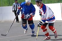 Hokejbalisté CSKA vyhráli první finálový duel II. ligy nad Plzní – Liticemi 4:3