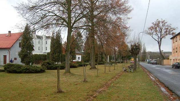 I na zkrášlení parkových ploch mohou obce zažádat o dotace z Evropské unie. Čas mají do 22. ledna.